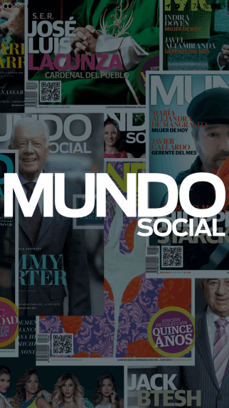 MundoSocial (iOS) – iMaat, Agencia de Marketing Digital