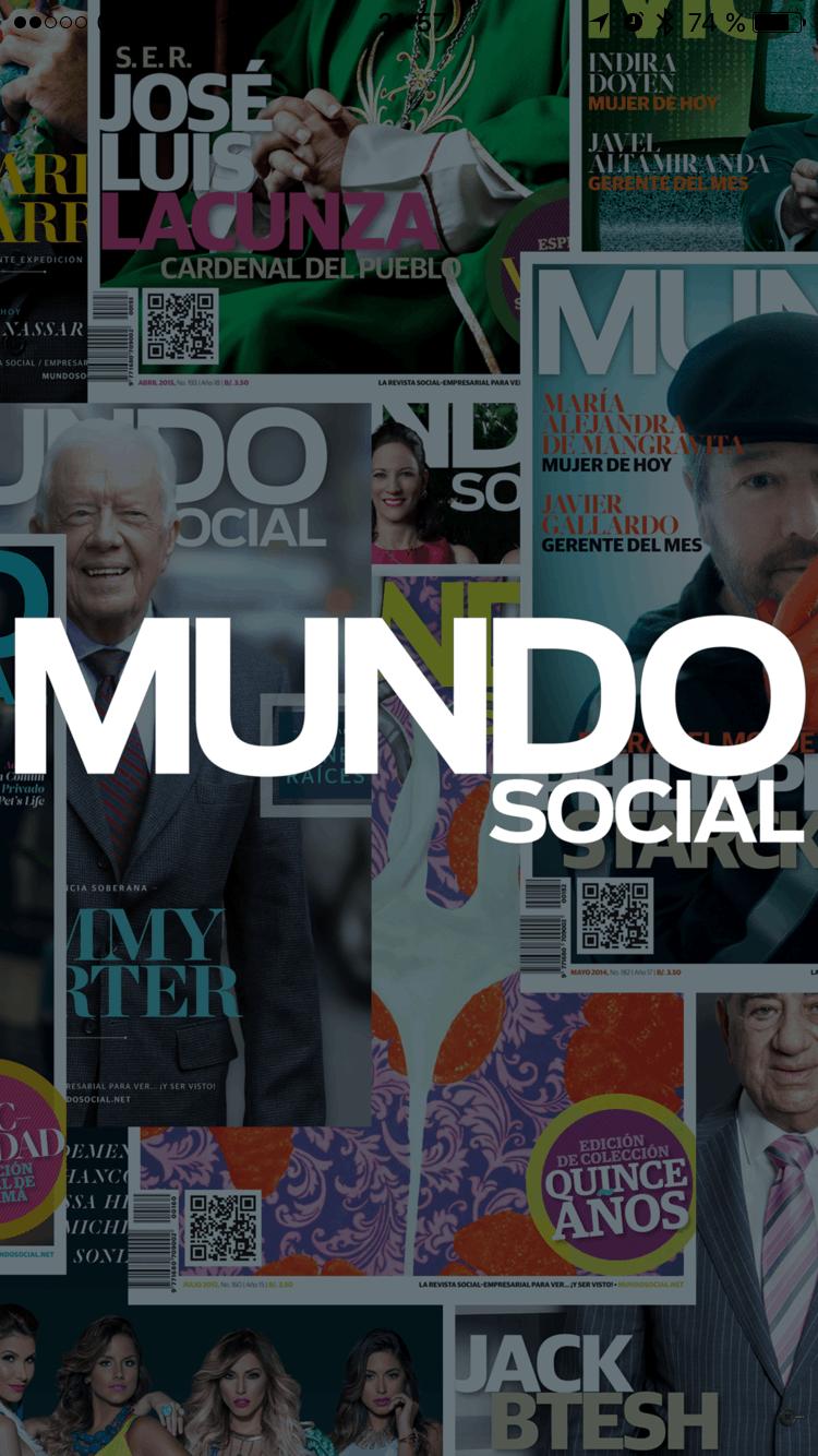 MundoSocial (iOS)